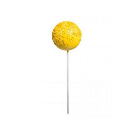 XL Διακοσμητικό γλειφιτζούρι Κίτρινο 14x40cm