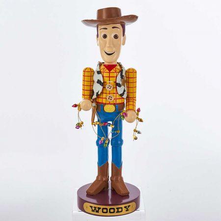 Αυθεντική Χριστουγεννιάτικη φιγούρα Disney - Woody Toy Story - Καρυοθραύστης 28cm