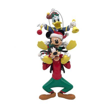 Αυθεντικό Χριστουγεννιάτικο στολίδι Disney© - Goofy - Mickey - Donald