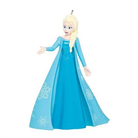 Αυθεντικό Χριστουγεννιάτικο στολίδι Disney© - Elsa Frozen 11x8,5x6cm