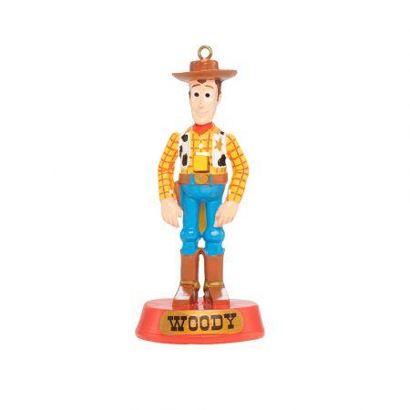 Αυθεντικό Χριστουγεννιάτικο στολίδι Disney - Woody Toy Story - Καρυοθραύστης 10cm