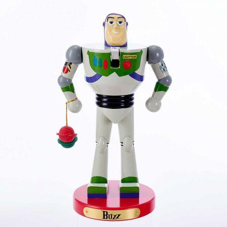 Αυθεντική Χριστουγεννιάτικη φιγούρα Disney - Buzz Lite Year Toy Story - Καρυοθραύστης 28cm