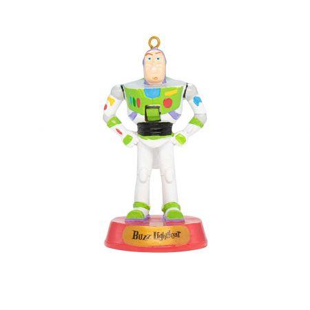 Αυθεντικό Χριστουγεννιάτικο στολίδι Disney - Buzz Toy Story - Καρυοθραύστης 10cm