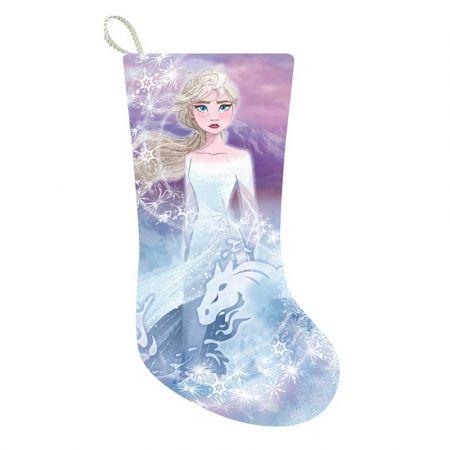 Αυθεντική Χριστουγεννιάτικη κάλτσα Disney© - Elsa - Frozen 2 48cm