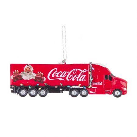 Αυθεντικό Χριστουγεννιάτικο στολίδι Φορτηγό της Coca-Cola® 5cm