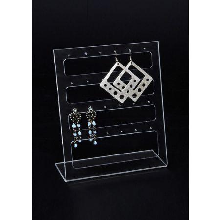 Σταντ Plexiglass για σκουλαρίκια 16x19.5cm
