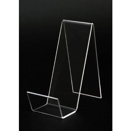 Σταντ Plexiglass για πορτοφόλι-τσαντάκι 7.5x3x7.5cm