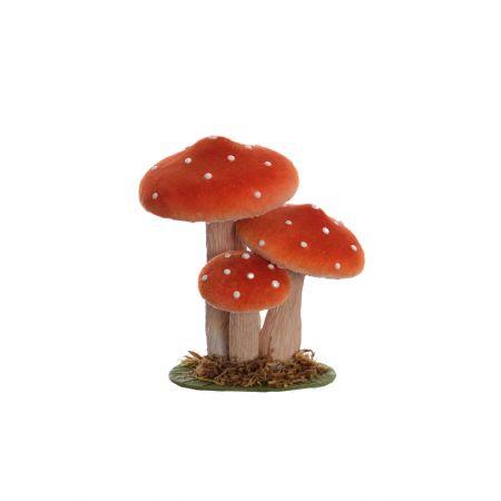 Στη DCSE θα βρείτε διακοσμητικά μανιτάρια σε πολλά μεγέθη ιδανικά για φθινοπωρινές διακοσμήσεις