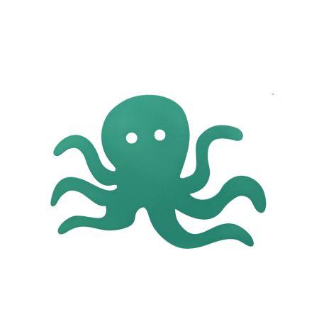 Διακοσμητικό κρεμαστό χταπόδι Πράσινο 30cm