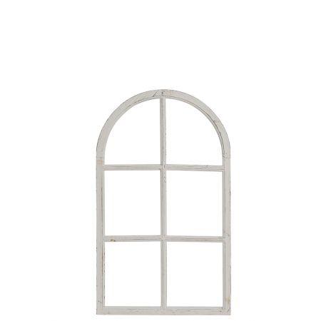 Διακοσμητικό Παράθυρο Ξύλινο 60x100cm
