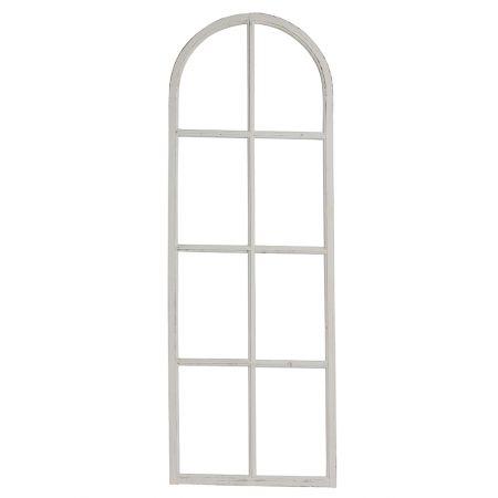 Διακοσμητικό Παράθυρο Ξύλινο 60x170cm