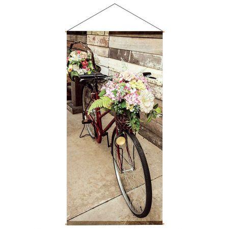 Διακοσμητική αφίσα με Ποδήλατο 100x200cm