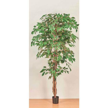 Τεχνητό φυτό Φίκος Μπέντζαμιν σε γλάστρα 180cm