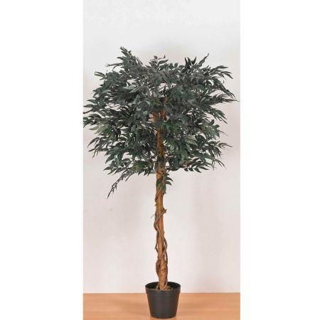 Τεχνητό φυτό Φίκος Μπέντζαμιν σε γλάστρα 120cm