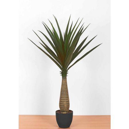 Τεχνητό φυτό Γιούκα σε γλάστρα 100cm