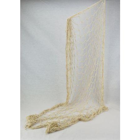 Διακοσμητικό δίχτυ ψαρέματος χοντρό Μπεζ 150x200cm