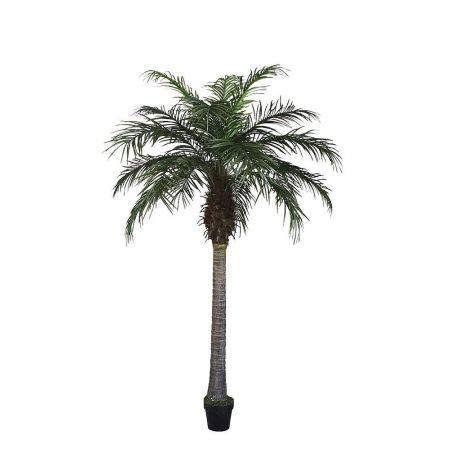 Διακοσμητικό Τεχνητό δέντρο - φοίνικας σε γλάστρα 160cm