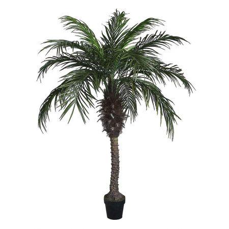 Διακοσμητικό Τεχνητό δέντρο - φοίνικας σε γλάστρα 210cm