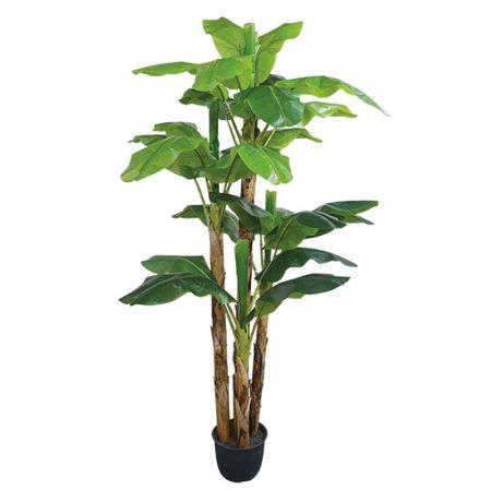 Real Touch Τεχνητό φυτό Μπανανιά σε γλάστρα 290cm