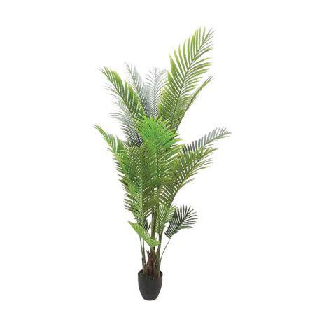 Real Touch Τεχνητό φυτό chrysalidocarpus σε γλάστρα 170cm