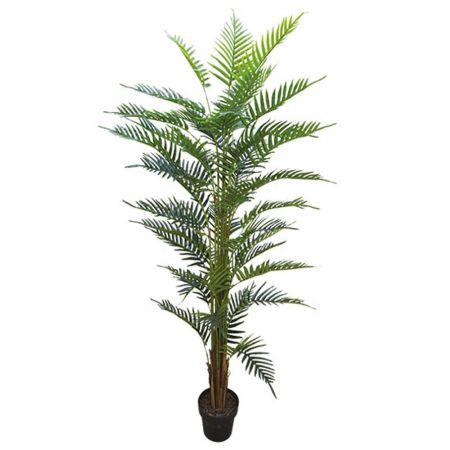 Τεχνητό δέντρο Φοίνικας Areca σε γλάστρα 180cm