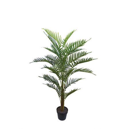 Τεχνητό φυτό Φοίνικας σε γλάστρα (Real Touch) 120cm