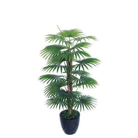 Real Touch Τεχνητό φυτό Φοίνικας σε γλάστρα 120cm