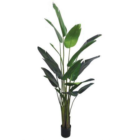 Τεχνητό φυτό Στρελίτζια σε γλάστρα 245cm
