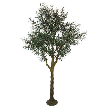 Τεχνητό δέντρο Ελιά με βάση 220cm
