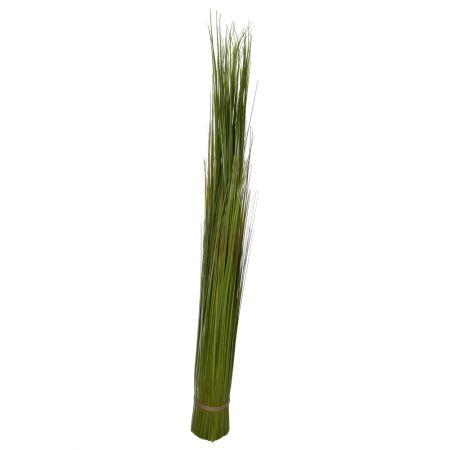 Διακοσμητική δέσμη με γρασίδι Πράσινη 150cm