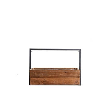 Διακοσμητικό κασπώ-ζαρντινιέρα 49x16x33cm