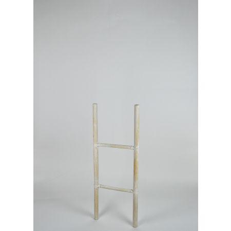 Διακοσμητική Σκάλα Ξύλινη - 2 Πατήματα 35x100cm