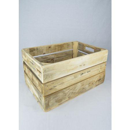 Διακοσμητικό Καφάσι-Παλαιωμένο ξύλο 54x36x29cm