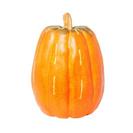 Διακοσμητική κολοκύθα Πορτοκαλί 40cm