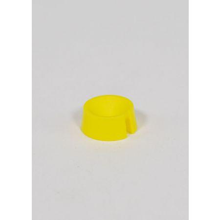 Σετ 100τμχ Νουμεροδείκτες χωρίς τύπωμα Κίτρινο