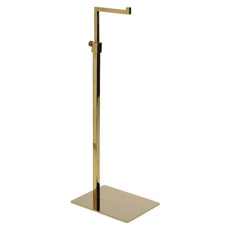 Σταντ μεταλλικό Γ για τσάντες και αξεσουάρ 36-60cm