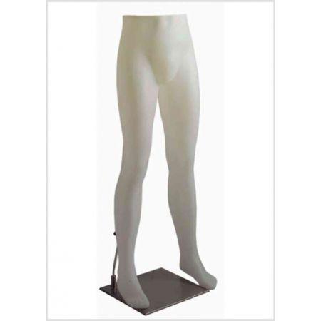Ανδρικά Πόδια Βιτρίνας 115cm