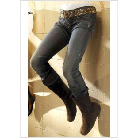 Γυναικεία Πόδια Βιτρίνας Λυγισμένα 100cm