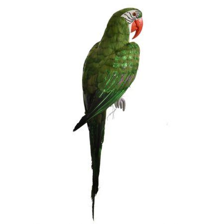 Διακοσμητικός Παπαγάλος Πράσινος 90cm
