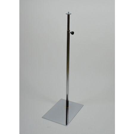 Βάση Μεταλλική-Χρώμιο 75cm