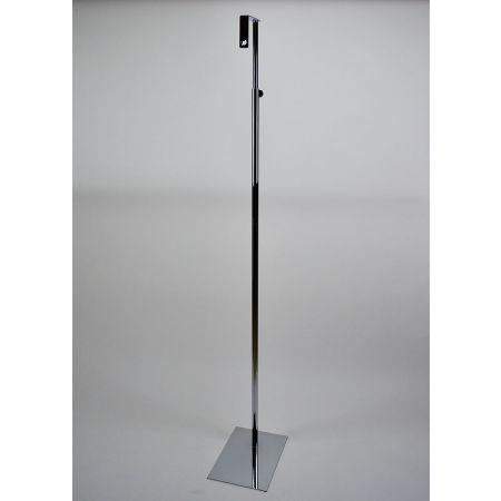 Βάση Μεταλλική-Χρώμιο 150cm