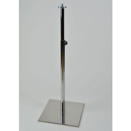 Βάση Μεταλλική-Χρώμιο 50cm