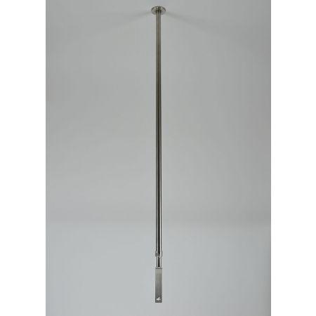 Βάση Οροφής Μεταλλική-Χρώμιο 120cm