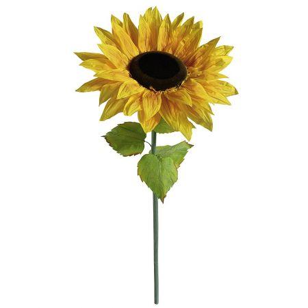 XL διακοσμητικό λουλούδι Ηλίανθος 180cm