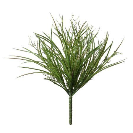 Διακοσμητικό γρασίδι Πράσινο 35cm