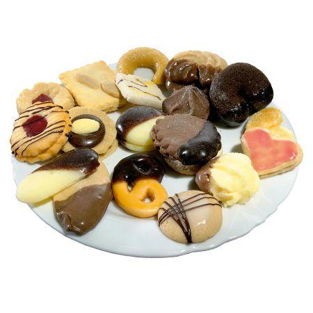 HQ Σετ 21τχ Διακοσμητικά κουλουράκια και μπισκότα - διάφορα σχέδια