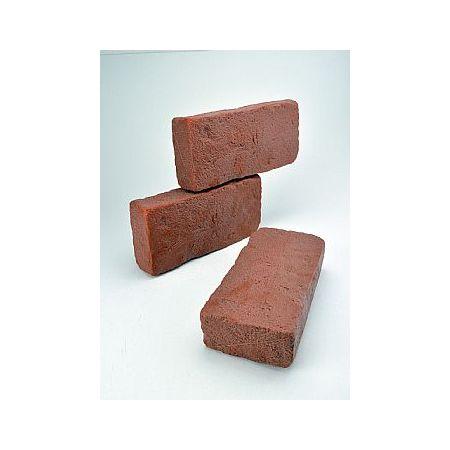Διακοσμητικό τούβλο - απομίμηση Κόκκινο 23x10.5x5cm