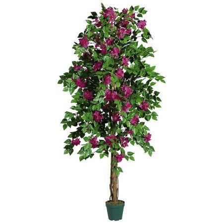Τεχνητό δέντρο βουκαμβίλια σε γλάστρα 180cm