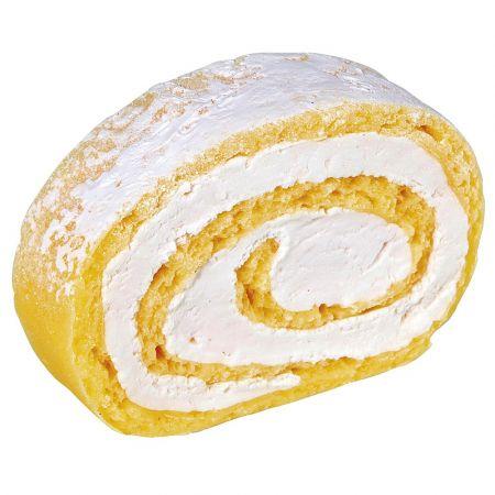 Διακοσμητικό κομμάτι κέικ λεμόνι - απομίμηση 10cm