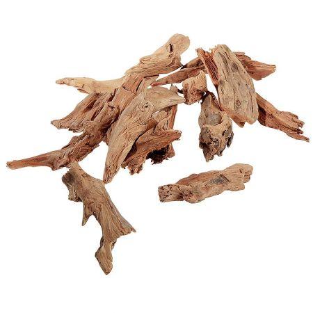 Σετ 500gr Διακοσμητικά κομμάτια ξύλου 20cm